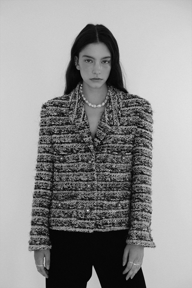 ÁCRISDO - ACT3 Tweed Jacket